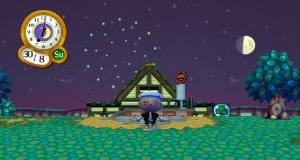 Animal Crossing Fireworks Show 09!